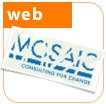 Sito web Mosaic Consulting